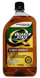 Масло QuakerState 10W-30 Ultimate Durability 550024133, 0.946л
