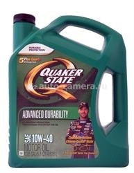 Масло QuakerState 10W-40 Advanced Durability 550028513, 4.826л