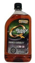 Масло QuakerState 5W-20 Enhanced Durability 550024129, 0.946л