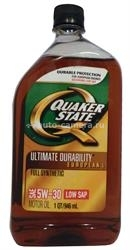 Масло QuakerState 5W-30 Ultimate Durability European L 550024144, 0.946л