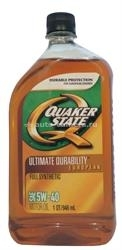 Масло QuakerState 5W-40 Ultimate Durability European 550024138, 0.946л