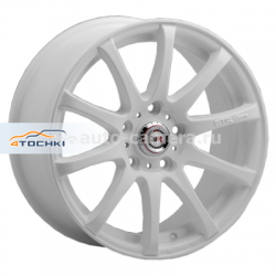 Диск Race Ready 7x16 5x100 ET40 D73,1 CSS355 White