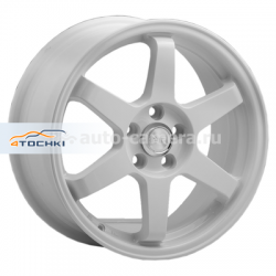 Диск Race Ready 7x16 5x100 ET45 D73,1 CSS9519 White