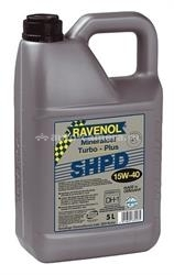 Масло Ravenol 15W-40 Turbo-Plus SHPD 4014835726154, 5л