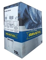 Масло Ravenol 5W-40 VollSynth Turbo VST 4014835798571, 20л