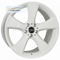 Диск Replay 10x20 5x120 ET40 D74,1 B74 White (BMW)