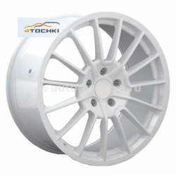 Диск Replay 10x21 5x130 ET50 D71,6 PR7 White (Porsche)