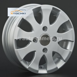 Диск Replay 4,5x13 4x114,3 ET45 D69,1 GN14 Sil (Chevrolet)