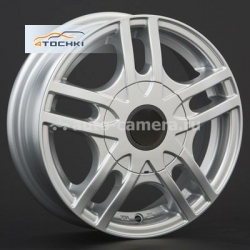 Диск Replay 4,5x13 4x114,3 ET45 D69,1 GN5 Sil (Chevrolet)
