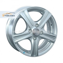 Диск Replay 5,5x14 4x100 ET39 D56,6 GN38 Sil (Chevrolet)