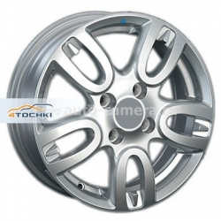 Диск Replay 5,5x14 4x100 ET39 D56,6 GN44 Sil (Chevrolet)
