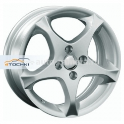 Диск Replay 5,5x14 4x100 ET39 D56,6 GN90 Sil (Chevrolet)