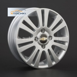 Диск Replay 5,5x14 4x100 ET45 D56,6 GN13 Sil (Chevrolet)