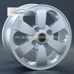 Диск Replay 5,5x14 4x100 ET45 D56,6 GN32 Sil (Chevrolet)
