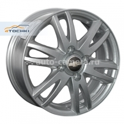Диск Replay 5,5x14 4x100 ET45 D56,6 GN37 Sil (Chevrolet)