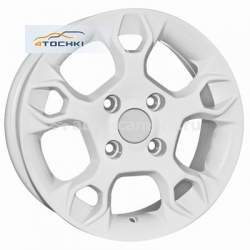 Диск Replay 5,5x14 4x108 ET37,5 D63,3 FD29 White (Ford)
