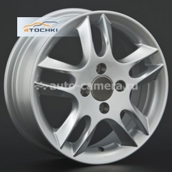 Диск Replay 5,5x14 4x114,3 ET44 D56,6 GN21 Sil (Chevrolet)