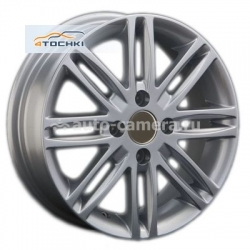 Диск Replay 5,5x14 4x114,3 ET44 D56,6 GN39 Sil (Chevrolet)