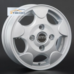 Диск Replay 5x13 4x114,3 ET53 D69,1 GN7 Sil (Chevrolet)