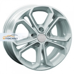 Диск Replay 6,5x15 5x105 ET39 D56,6 GN89 Sil (Chevrolet)