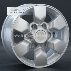 Диск Replay 6,5x15 6x139,7 ET25 D93,1 FD40 Sil (Ford)