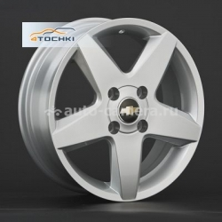 Диск Replay 6,5x16 4x114,3 ET49 D56,6 GN16 Sil (Chevrolet)