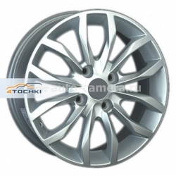 Диск Replay 6,5x16 4x114,3 ET49 D56,6 GN60 Sil (Chevrolet)