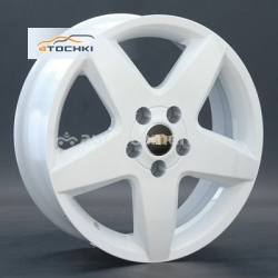 Диск Replay 6,5x16 5x105 ET39 D56,6 GN16 White (Chevrolet)