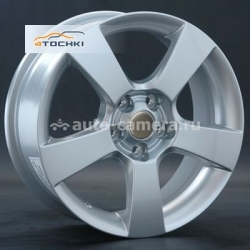 Диск Replay 6,5x16 5x105 ET39 D56,6 GN26 Sil (Chevrolet)