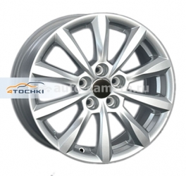 Диск Replay 6,5x16 5x105 ET39 D56,6 GN49 Sil (Chevrolet)