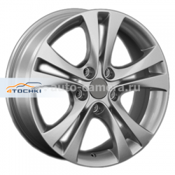 Диск Replay 6,5x16 5x105 ET39 D56,6 GN65 Sil (Chevrolet)