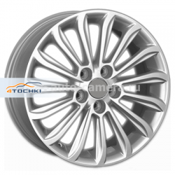 Диск Replay 6,5x16 5x105 ET39 D56,6 GN69 Sil (Chevrolet)