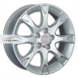 Диск Replay 6,5x16 5x108 ET50 D63,3 FD51 Sil (Ford)
