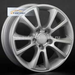 Диск Replay 6,5x16 5x110 ET37 D65,1 OPL2 Sil (Opel)