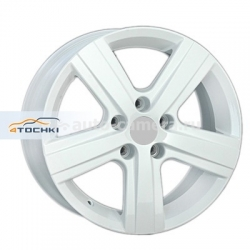 Диск Replay 6,5x16 5x112 ET33 D57,1 VV119 White (Volkswagen)