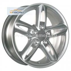 Диск Replay 6,5x16 5x112 ET39,5 D66,6 SNG10 Sil (Ssang Yong)