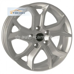 Диск Replay 6,5x16 5x114,3 ET38 D67,1 CI10 Sil (Citroen)