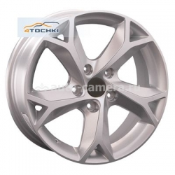 Диск Replay 6,5x16 5x114,3 ET38 D67,1 Ci11 Sil (Citroen)