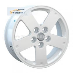 Диск Replay 6,5x16 5x114,3 ET38 D67,1 Mi32 White (Mitsubishi)
