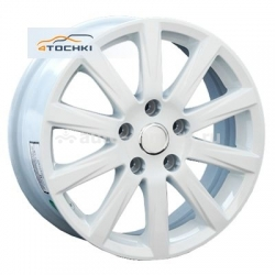 Диск Replay 6,5x16 5x114,3 ET39 D60,1 TY62 White (Toyota)