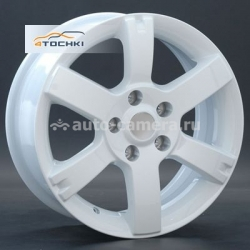 Диск Replay 6,5x16 5x114,3 ET40 D66,1 NS29 White (Nissan)