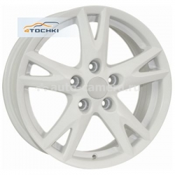 Диск Replay 6,5x16 5x114,3 ET40 D66,1 NS48 White (Nissan)