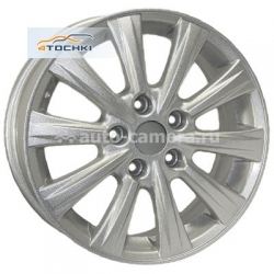 Диск Replay 6,5x16 5x114,3 ET45 D60,1 TY75 Sil (Toyota)