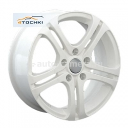 Диск Replay 6,5x16 5x114,3 ET45 D64,1 H13 White (Honda)