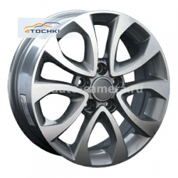 Диск Replay 6,5x16 5x114,3 ET45 D66,1 NS62 GMF (Nissan)