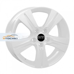 Диск Replay 6,5x17 5x114,3 ET35 D67,1 Ki36 White (Kia)