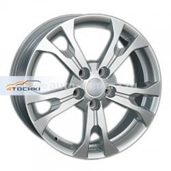 Диск Replay 6,5x17 5x114,3 ET38 D67,1 CI24 Sil (Citroen)