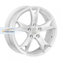 Диск Replay 6,5x17 5x114,3 ET38 D67,1 MI13 White (Mitsubishi)