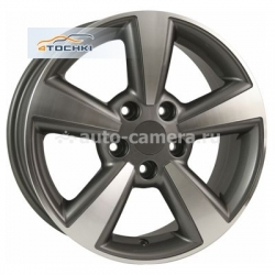Диск Replay 6,5x17 5x114,3 ET40 D66,1 NS38 GMF (Nissan)