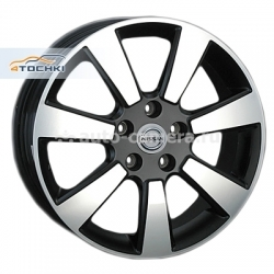 Диск Replay 6,5x17 5x114,3 ET40 D66,1 NS93 MBF (Nissan)